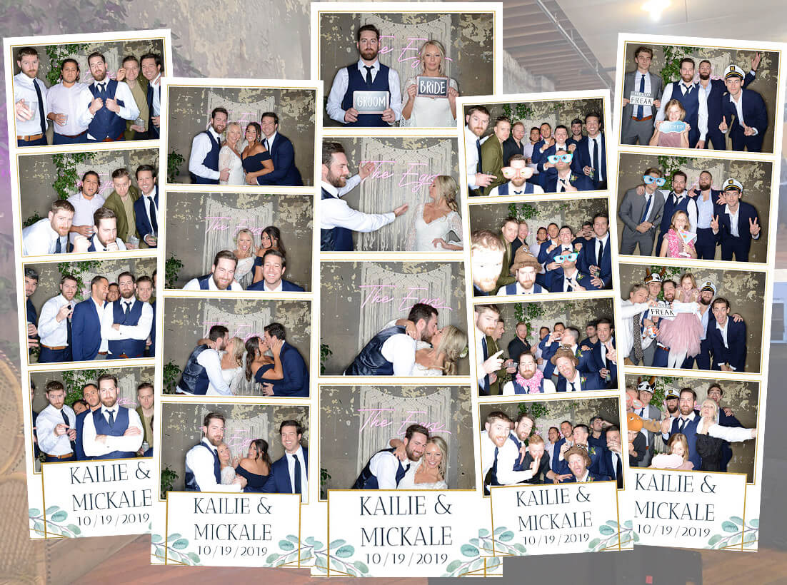 Kailie & Mickale's Wedding @ The Teachout Building, Downtown Des Moines Iowa