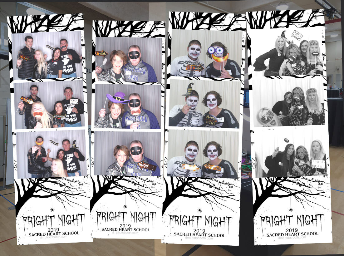 Sacred Heart School Fright  Night