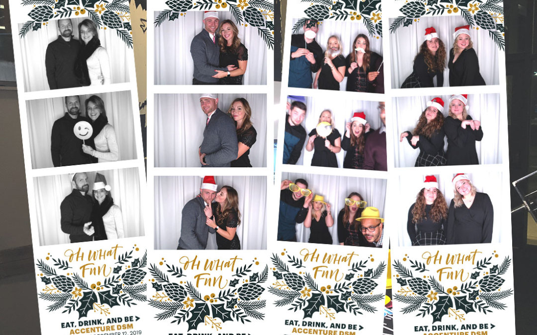 Accenture Holiday Party St. Kilda Des Moines Iowa