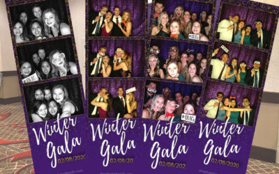 Des Moines University Winter Gala at the Downtown Marriott Hotel